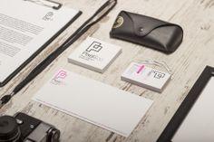 identité visuelle Agence Pixel&co