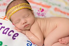 A personal favorite from my Etsy shop https://www.etsy.com/listing/169871689/yellow-halo-baby-headband-newbornYellow Halo Baby Headband. Newborn Headband. Baby Girl Headbands. Infant Headband. Baby Hairbows. Baby Hair Accessories. Baby hair bows Bows