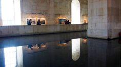 """Reservatório Mãe d'Água das Amoreiras e a exposição de fotografia """"À luz do dia até os sons brilham"""" de Wim Wenders"""
