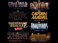 Just A Matter of CineMantics: Extra, Extra!: Marvel's Phase Three Line-Up