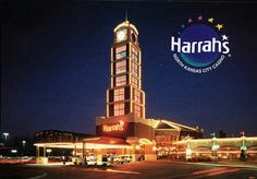 Harrah*s Casino in Kansas City, Missouri where I learned to deal Black Jack and set me on 7 years of the business