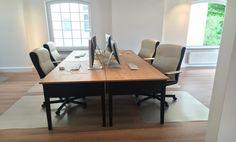 Preiswerte Coworking-Plätze in schönem Loftbüro eines Startups #Büro, #Bürogemeinschaft, #Office, #Coworking, #Hamburg