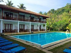 Sri Lanka, Unawatuna: Nooit Gedacht Heritage Hotel er vores yndlingshotel på hele Sri Lanka, og her vil du virkelig føle dig hjemme!