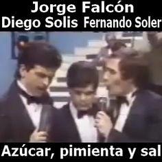 Acordes D Canciones: Jorge Falcon - Azucar, pimienta y sal (con Diego S...