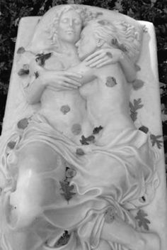 It was a tale centuries old Two souls worlds apart Found in time Whose love never waned, but grew When all seemed lost Beyond even death.