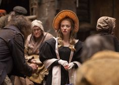Cosette (Amanda Seyfried), Les Miserables movie