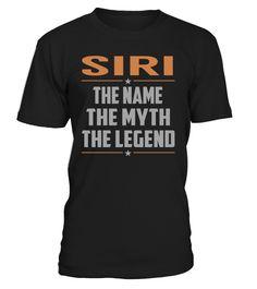 SIRI - The Name - The Myth - The Legend #Siri
