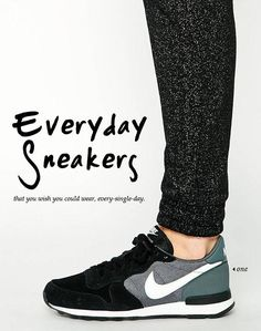 Everyday Sneakers #style