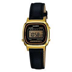 Buy Casio Women's Classic Alarm Chronograph Online at johnlewis.com