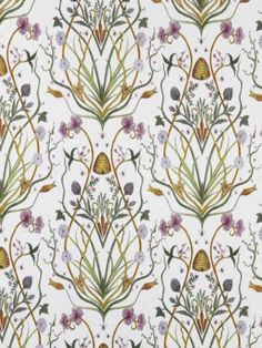 Potagerie Cream Fabric