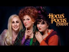 The newest parody from The Hillywood Show® is now out; this time it's Hocus Pocus! Soo much work went into this thing on so many people's parts, including my friend who built the cage and sculpted the all-important cauldron. Go check it out! Disney Movies Coming Soon, Hannah Hindi, Hocus Pocus Costume, Salem Tv Show, Parody Videos, Music Videos, Fantasy Tv Shows, Highland Games, Tv Show Games