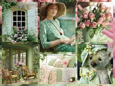 '' Lovely Green Cottage '' ....By Reyhan Seran Dursun