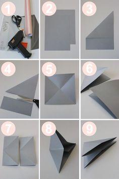 diamant origami 1