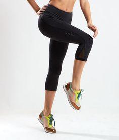 Pantalon 3/4 stretch, effet galbant PhotoZ | Etam