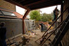 steel beam side return - Google Search