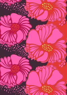 <p><span>Valmu-kankaan kuosi ontekstiilitaiteilija Marjatta Metsovaaran (1927–2014) käsialaa vuosikymmenten takaa.Vallila tuo osana kevät/kesä 2016 -kokoelmaansa uudelleentuotantoon rakastetun suomalaisen tekstiilitaiteili