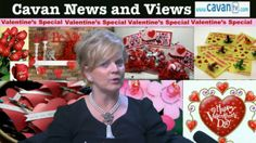 Cavan News and Views Friday with Aine Duffy is in Love mood on Valentines Night