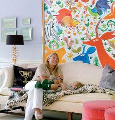 Liz Caan via VT interiors