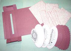 Lena Katrine`s Scrappeskreppe: DT Ett trykk: Issue Tutorial Tea-Light Card Tea Lights, Om, Lens, Tutorials, Create, How To Make, Cards, Gifts, Christmas