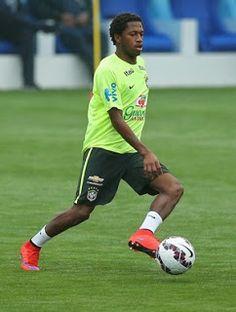 Blog Esportivo do Suíço:  Dunga convoca volante Fred para vaga de Luiz Gustavo da Copa América