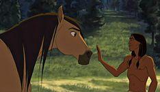 Dreamworks Movies, Dreamworks Animation, Disney And Dreamworks, Animation Film, Cartoon Movies, Spirit The Horse, Spirit And Rain, Spirit Drawing, Horse Movies