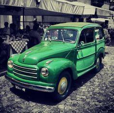 Fiat 500 Belvedere @ioflander /Instagram