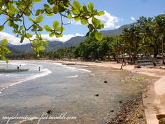 Sabang Beach, Puerto Princesa City, Palawan, Philippines