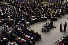 Einschränkung des Rederechts im Deutschen Bundestag