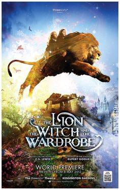 The Lion , the Witch and the Wardrobe / 360 Theatre