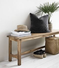 Are you interested in our teak bench? With our wooden bench you need look no further.