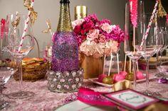 39 Glitzy And Glam Bridal Shower Ideas   HappyWedd.com