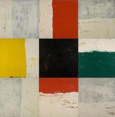 José María Sicilia (born 1954) Black Flower, 1986