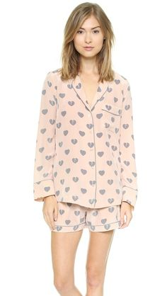 1880597d24 Lillian Pajama Set US 421.73 Shopbop Cute Pjs