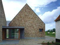 Siza in Belgium - Van Middelem-Dupont House