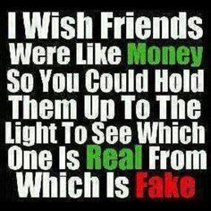 humor | friends | fake ppl