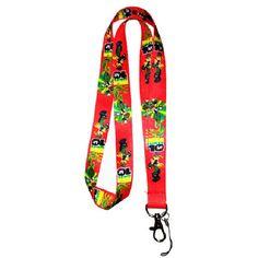 Ben 10 Lanyard Keychain Holder Red | Balli Gifts