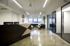Pattersons, an Auckland based law firm under the leadership of barrister Chris Patterson, came to us requesting an upgrade of their reception, office, and 2 meeting rooms. Their desire was to have an environment that was professional, minimal, yet dynamic, with a subtle incorporation of their branding colours. The result; a sleek and beautiful design that references Scandinavian influences, with a slightly industrial twist; exposed ceiling and services, black outlines, white textured walls…