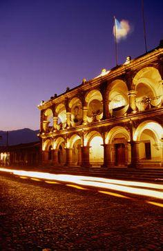 Palacio del Ayuntamiento, Guatemala