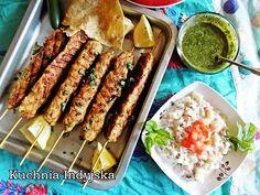 Kofta Kebab z Kurczaka Tacos, Mexican, Ethnic Recipes, Food, Essen, Meals, Yemek, Mexicans, Eten