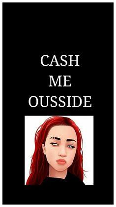 Danielle Bregolli Cash me outside howbow da girl wallpaper