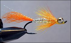 The Comet a must have in your fly box for steelies!