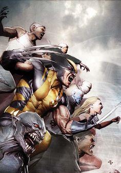 Wolverine by Adi Granov
