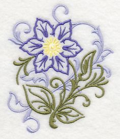 Machine Embroidery Designs at Embroidery Library! - Color Change - J7377 53014