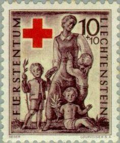 Sello: Care (Liechtenstein) (Care) Mi:LI 244,Yt:LI 219,Zum:LI W15