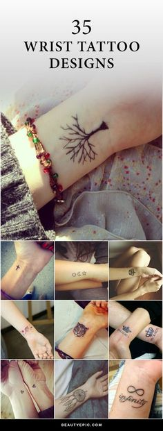 35 Inspiring Cool Wrist Tattoos For Men & Women To Get Now