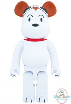 Be@rbrick Snoopy Flying Ace 1000% by Medicom | Man of Action Figures