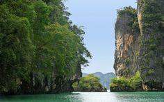 Ao Phang-Nga National Marine Park, Thailand