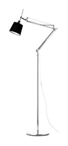 BoConcept. Lampe de sol. 289$. Version lampe de table 219$.