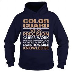 COLOR-GUARD #tee #style. GET YOURS => https://www.sunfrog.com/LifeStyle/COLOR-GUARD-94254700-Navy-Blue-Hoodie.html?id=60505