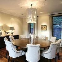 large round dining table seats 10 - foter | tables | pinterest